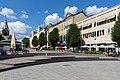 The western side of Stortorget, Örebro.jpg