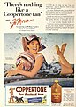 There's nothing like a Coppertone tan, says Jo Morrow, 1960.jpg