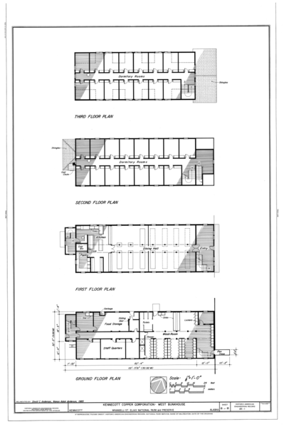 File third floor plan second floor plan first floor plan for Alaska floor plans