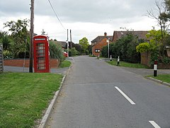 This is an ex-telephone box - it is no more... - geograph.org.uk - 937734.jpg