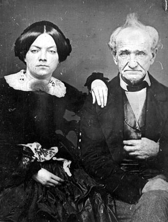 Thomas Brown (Florida politician) - Brown (right), photographed with his daughter.