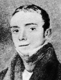 Poet Thomas Lovell Beddoes