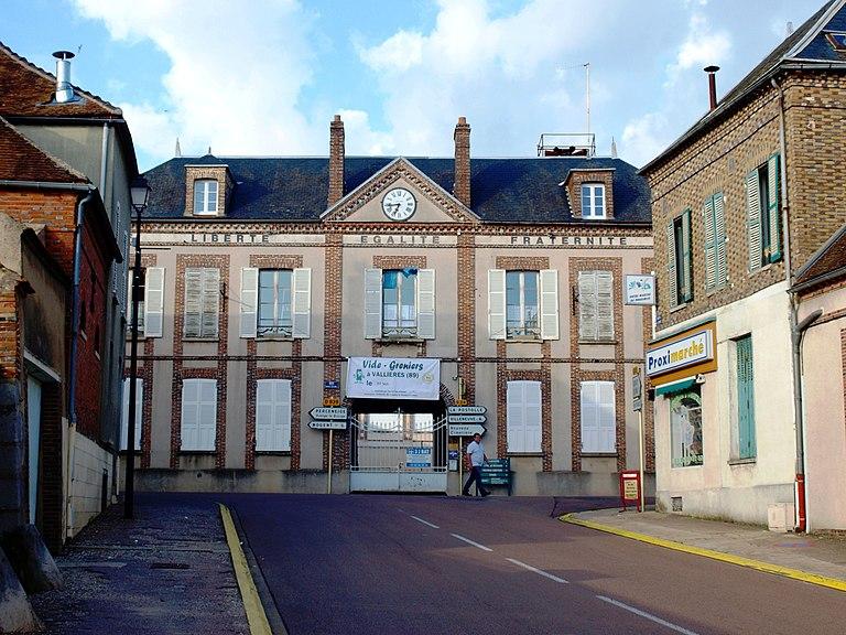 Maisons à vendre à Thorigny-sur-Oreuse(89)