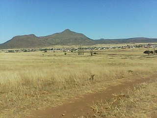 Thornhill, Enoch Mgijima Place in Eastern Cape, South Africa
