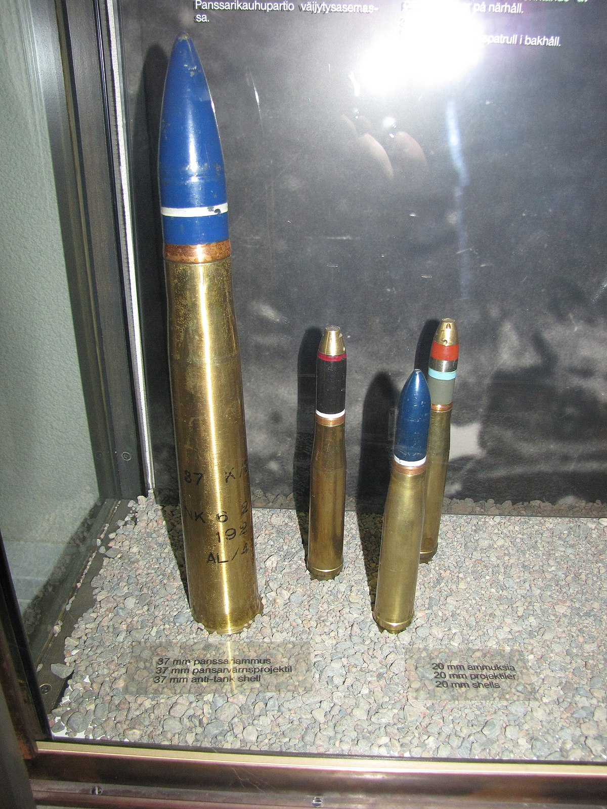 Flakmunition