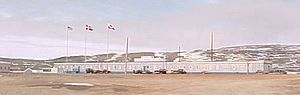 The Thule Air Base, established after World Wa...