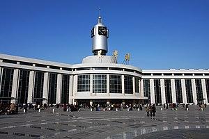 Tianjin Station 03