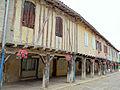 Tillac - Maisons à colombages de la rue principale - côté nord -8.JPG