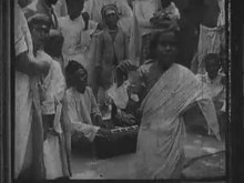 File:Timiti festival at Sri Mariamman Temple, Singapore - 1913.ogv