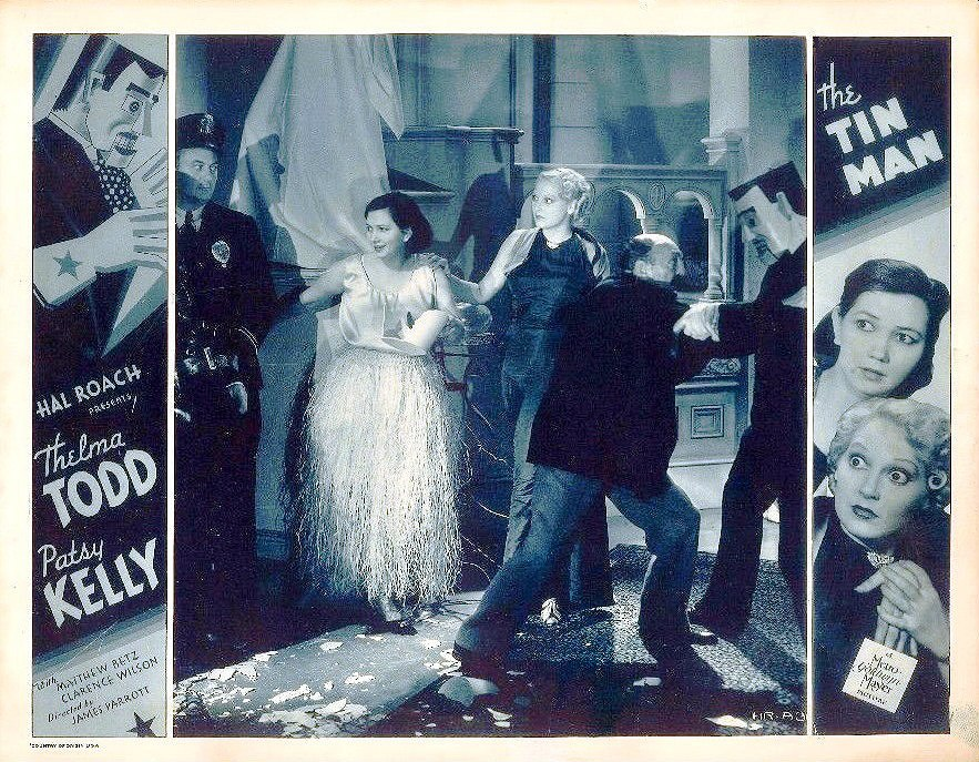 Tin Man lobby card