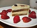 Tiramisu cake from Amadeus Fine Cakes (6652237675).jpg
