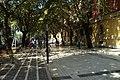 Tirana, pěší zóna.jpg