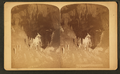 Titania's veil from Hollow Column, Caverns of Luray, by C. H. James 2.png