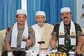 Tito Karnavian, Sayyid Saggaf Aljufri, and Hadi Tjahjanto.jpg
