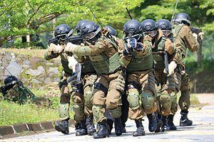 Kostrad - Kostrad Special Unit Soldiers