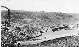 Todmorden - Todmorden c.1870
