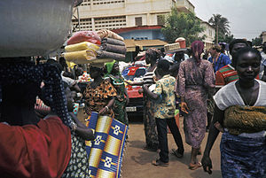 Togo - People of Togo in the 1980s