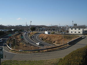 Tokorozawa IC Toll Gate.JPG