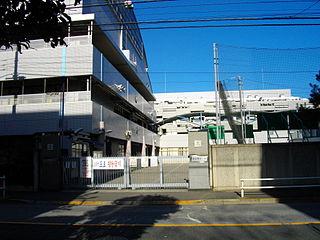 Korean international school in Tokyo, Japan