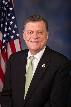 Oklahoma's congressional districts - Image: Tom Cole official congressional photo