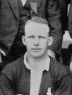 Queensland Rugby League's Team of the Century - Image: Tom Gorman (1924, Sydney)