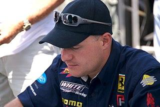 Tomáš Enge racecar driver