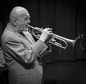 2016 in jazz - Tomasz Stanko 2016 at Cosmopolite, Oslo, Norway.