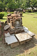 Tomb Of Mary Sankey 1802-1836 And John Sankey 1792-1864 - Dutch Cemetery - Chinsurah - Hooghly 2017-05-14 8399.JPG