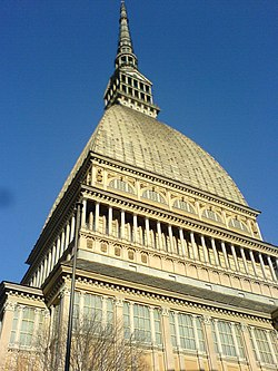 The Mole Antonelliana.