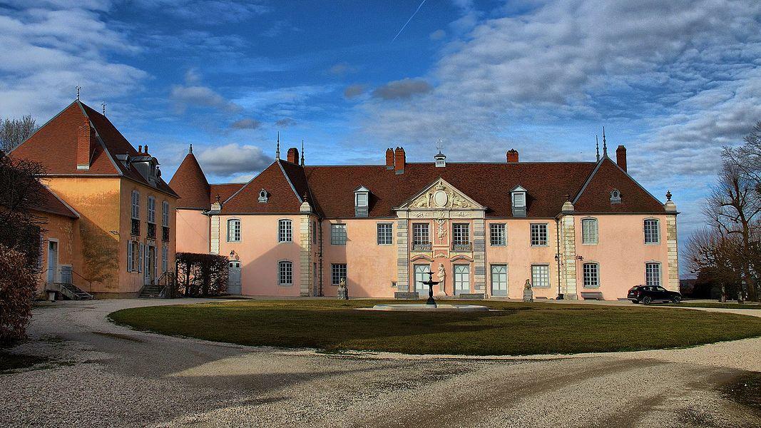 Château de Torpes (InscritClassé)