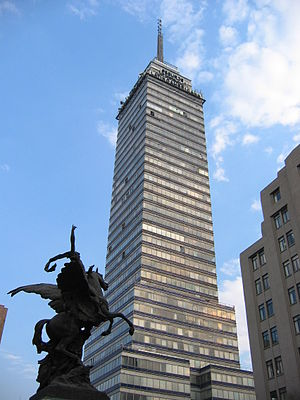 Augusto H. Álvarez - Torre Latinoamericana