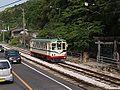Tosadentetsu208 at Kitaura and Funato.jpg