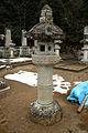 Tottori feudal lord Ikedas cemetery 081.jpg
