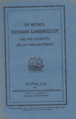 Toussaint-Langenscheidt Katalog 1914 - Umschlag.png