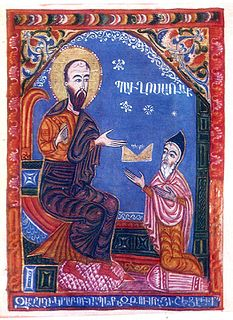 Thomas of Metsoph Armenian cleric and chronicler