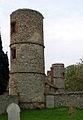 Towers of Stiffkey Hall, Stiffkey, Norfolk - geograph.org.uk - 320492.jpg