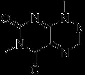 Toxoflavin - Image: Toxoflavin