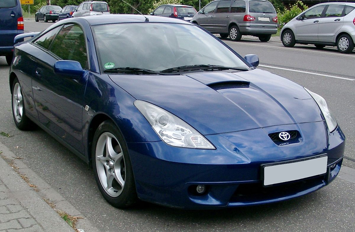 Toyota Celica Simple English Wikipedia The Free