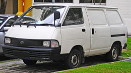 Toyota Liteace (fourth generation) (front), Singapore.jpg