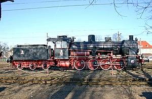 Prussian G 8 - Tp 3-36, ex 55 2199, Hanomag 6712-1913