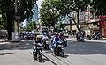 Tráfico en Ciudad Ho Chi Minh, Vietnam, 2013-08-14, DD 01.JPG
