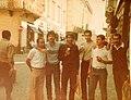 Trabzonspor Kafilesi Almanya Sokaklarinda( İskender Günen, Şenol Güneş, Alper Boğuşlu, Sinan Ünal ) 2014-06-13 14-59.jpg