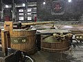 Traditioneller chinesischer Destillationsapparat in der Brennerei Luzhou Laojiao.jpg