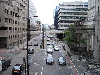 Straße im Vereinigten Königreich