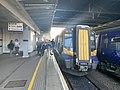 Trains at Haymarket railway station 01.jpg