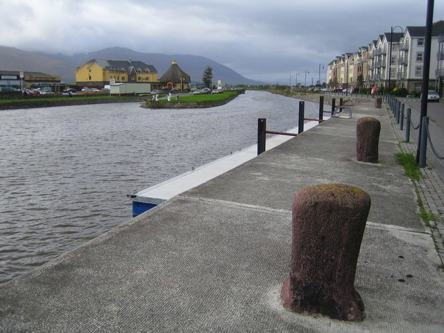 Tralee Ship Canal - geograph.org.uk - 268382
