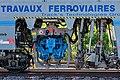 Travaux Ferroviaires Français, Plasser & Theurer 108.32 275-103.jpg