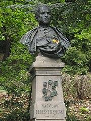 Pomník Václava Beneše Třebízského