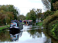 Trent and Mersey Canal near Branston, Staffordshire - geograph.org.uk - 1581435.jpg