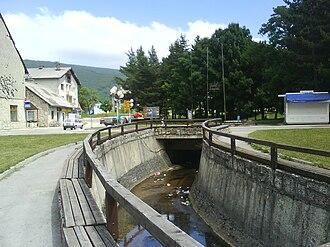 Kupres - Main square